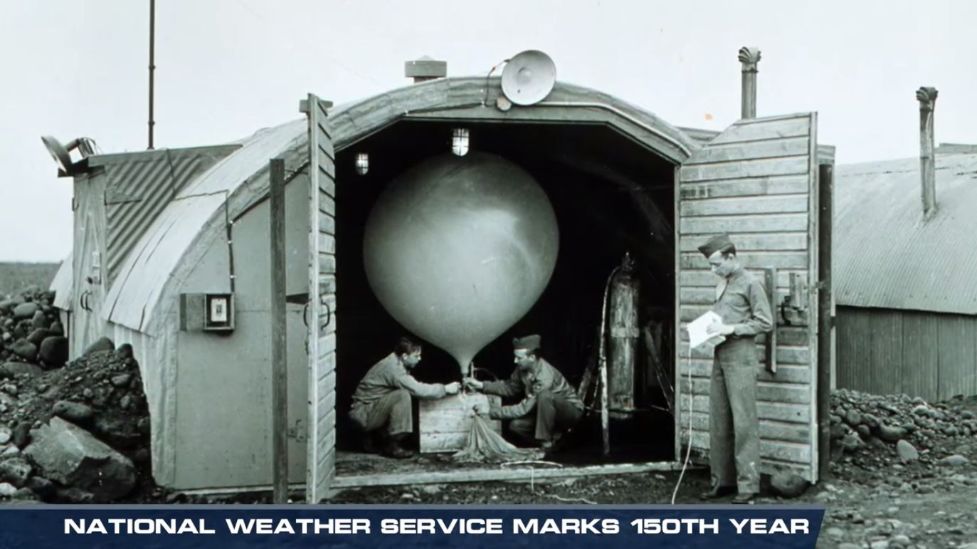 NWS Marks 150th Anniversary