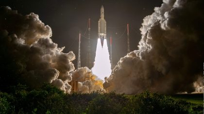 First Satellite in Global Air Quality Constellation Launches