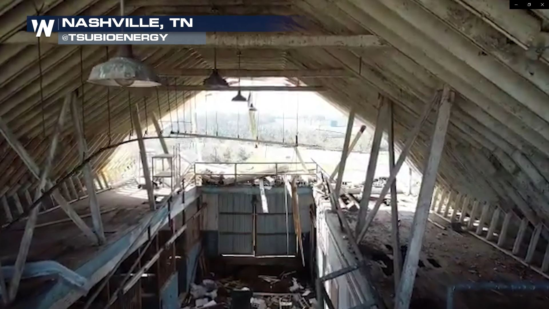 Middle Tennessee Tornado Was A Record