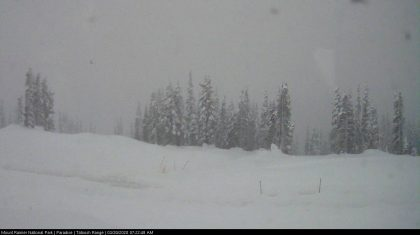 Heavy Snow in the Pacific Northwest