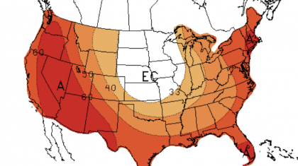 May to July Outlook - Warmth Ahead for Most of the Nation