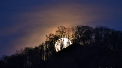 Tonight's Supermoon To Put On A Show