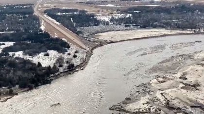 Wet Weather of 2019 Sets Records in Missouri River Basin