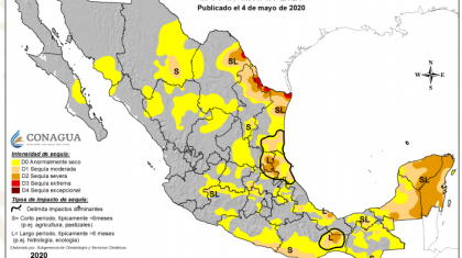 Large Parts of Caribbean Under Severe Drought