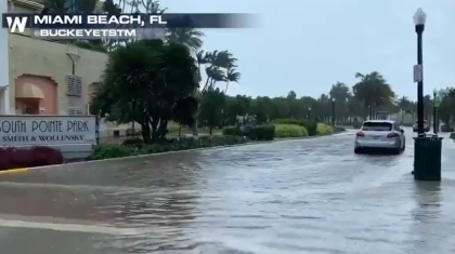 Flood Threat Continues For South Florida