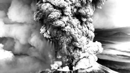 40 Years Ago Today: The Eruption Of Mt. St. Helens