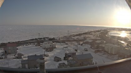 The Sun Won't Set Again in Utqiagvik, Alaska Until August