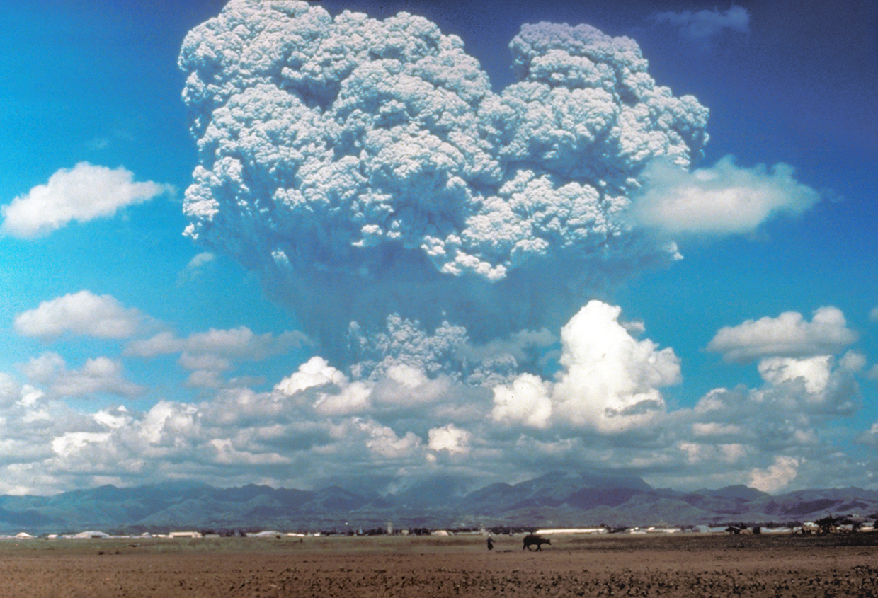 Can volcanic eruptions cause El Niño? Maybe, maybe not