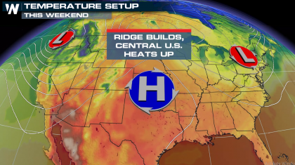 Get Ready: Weekend Heat in the Plains