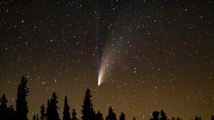 How to Spot Comet NEOWISE