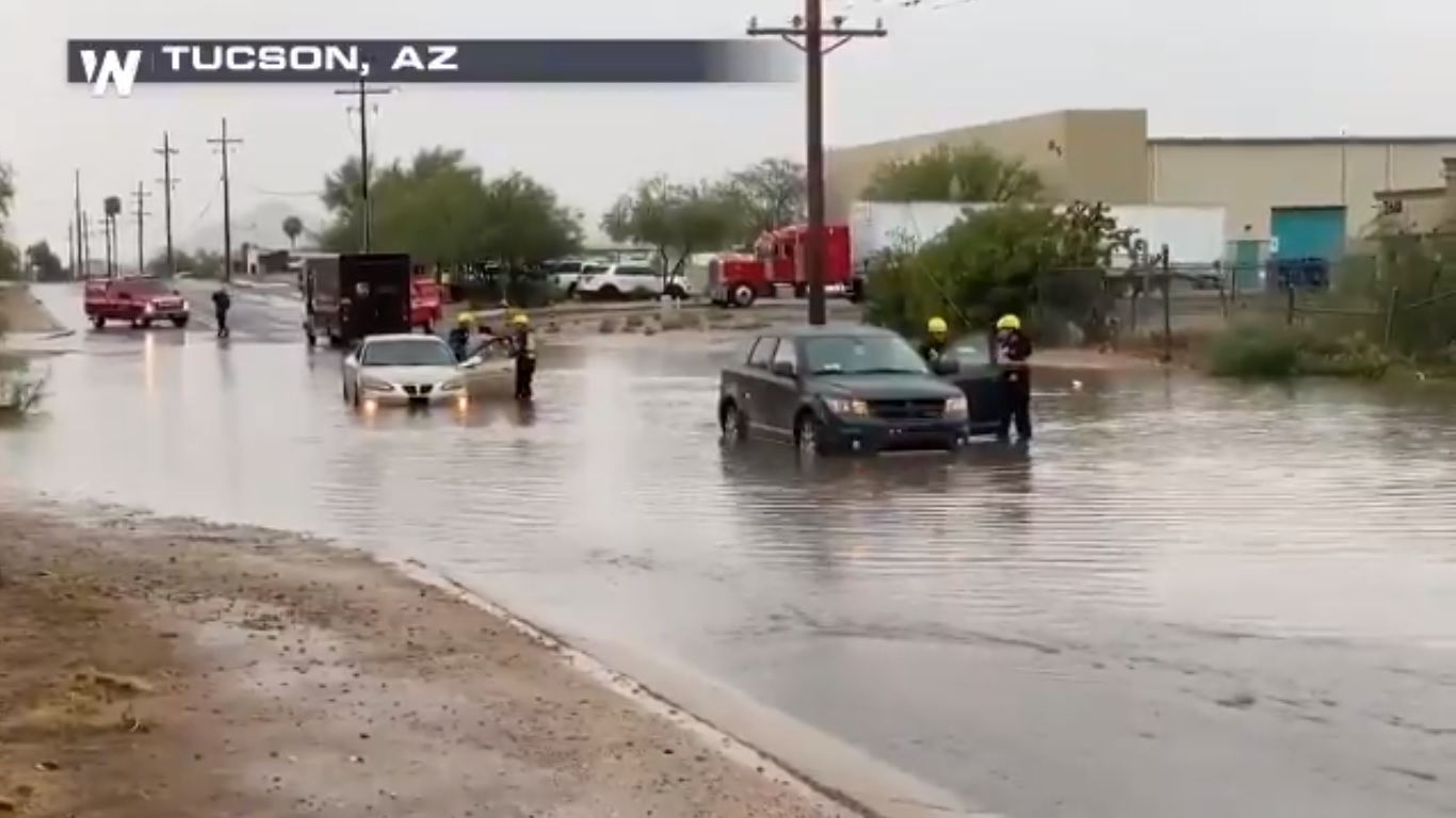 Southwest U.S. Monsoon Awakens