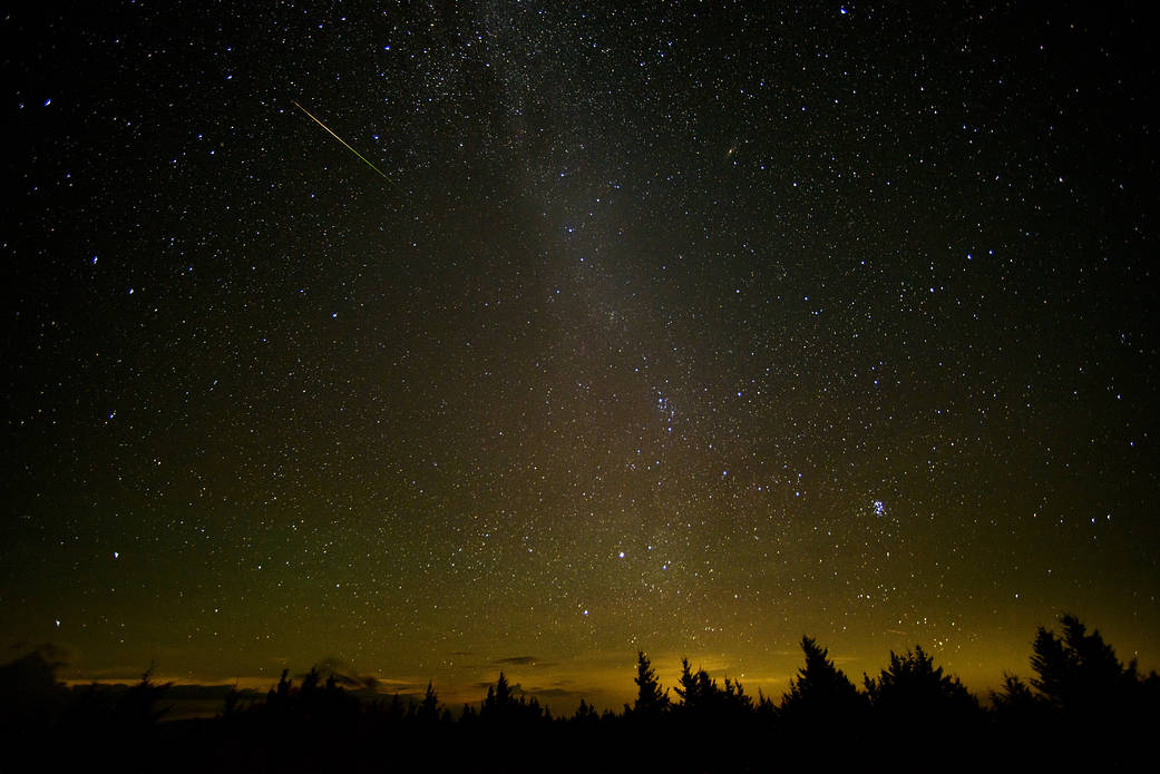 What to Look for in the Late August Night Sky