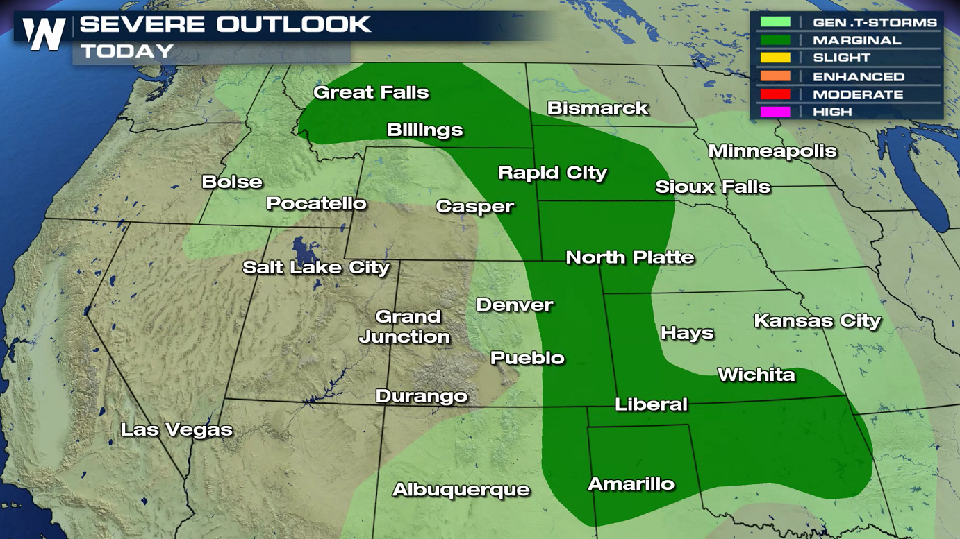 Late Week Severe Threat in the Plains