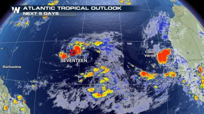 Atlantic Tropical Update