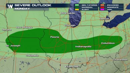 Midwest Storms Causing Flood Problems