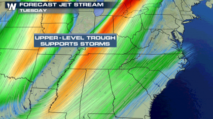 Severe Weather Outlook to Start This Week
