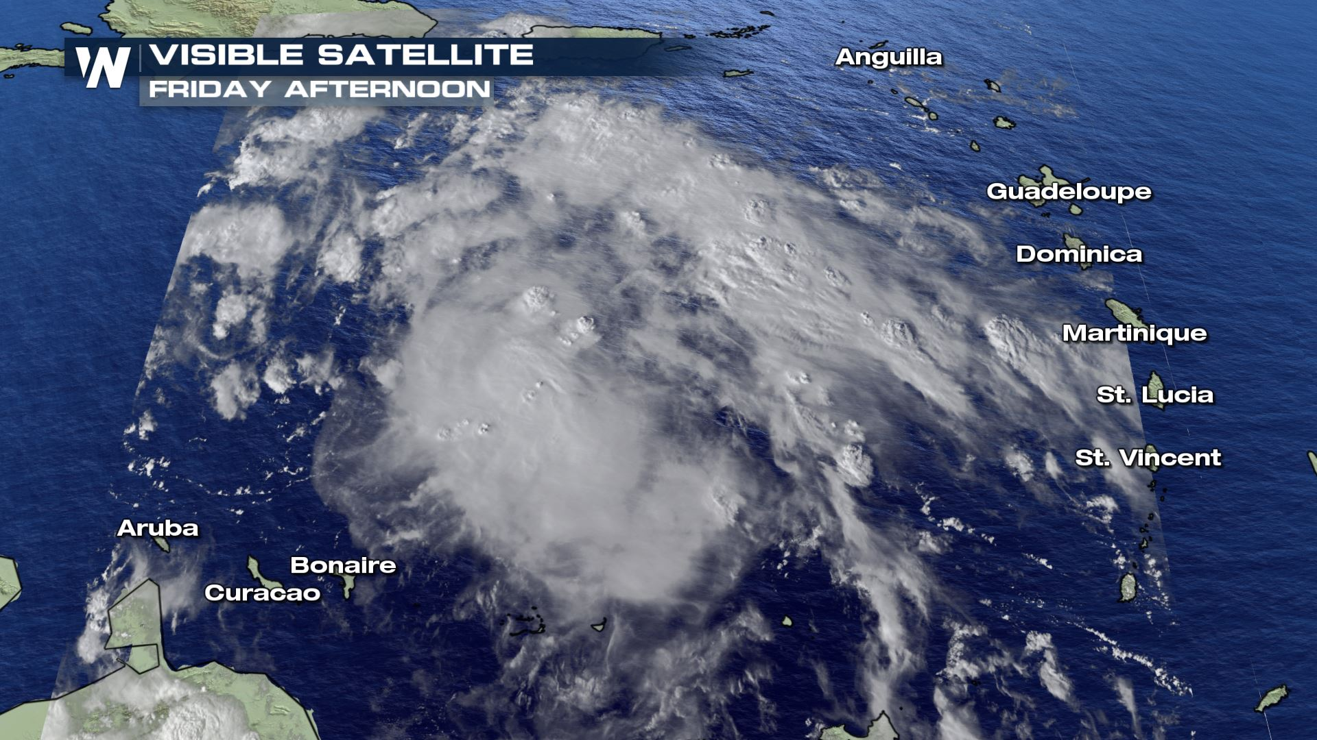 Tropical Depression Likely This Weekend