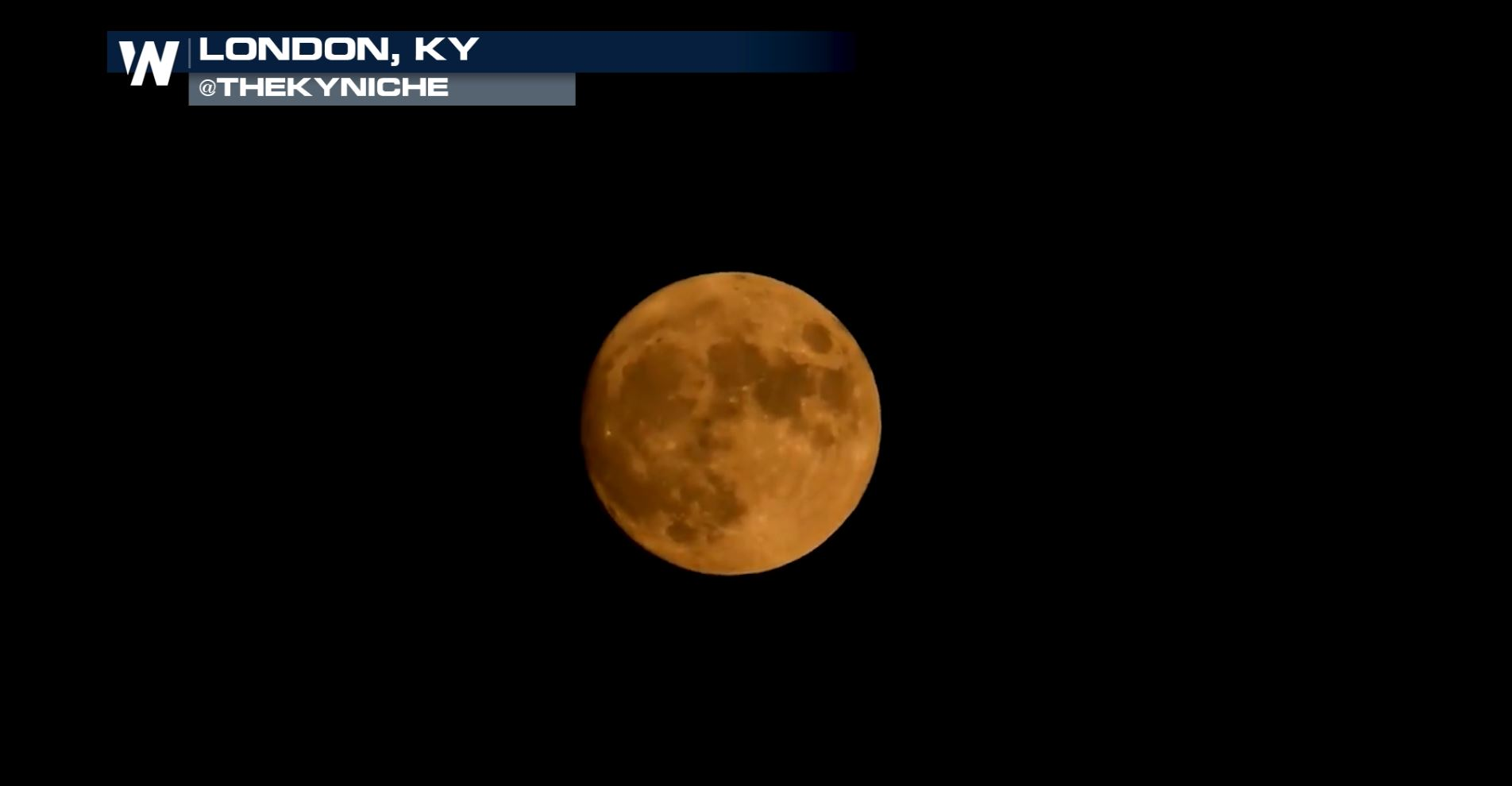 The Full Harvest Moon Is Here