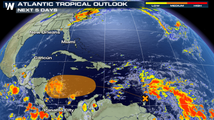Atlantic Tropics: Next Area to Watch