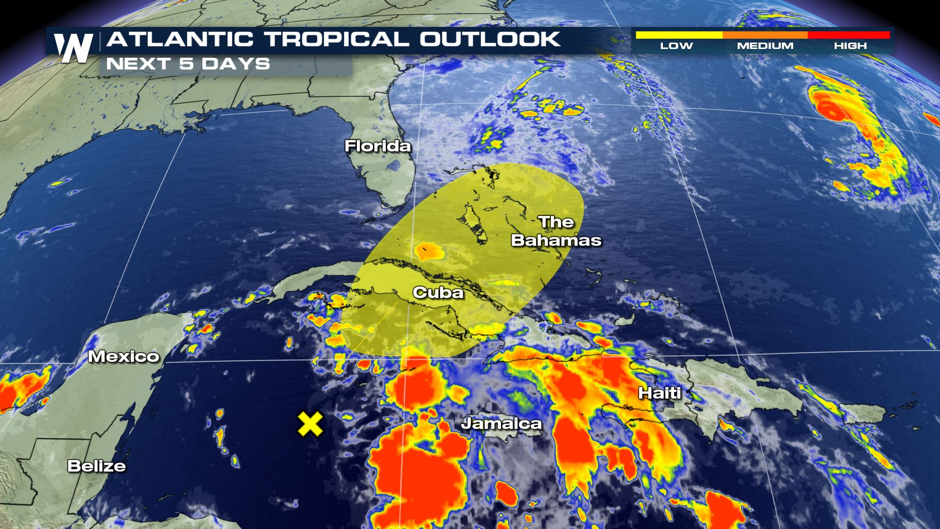 Watching the tropics for potential development
