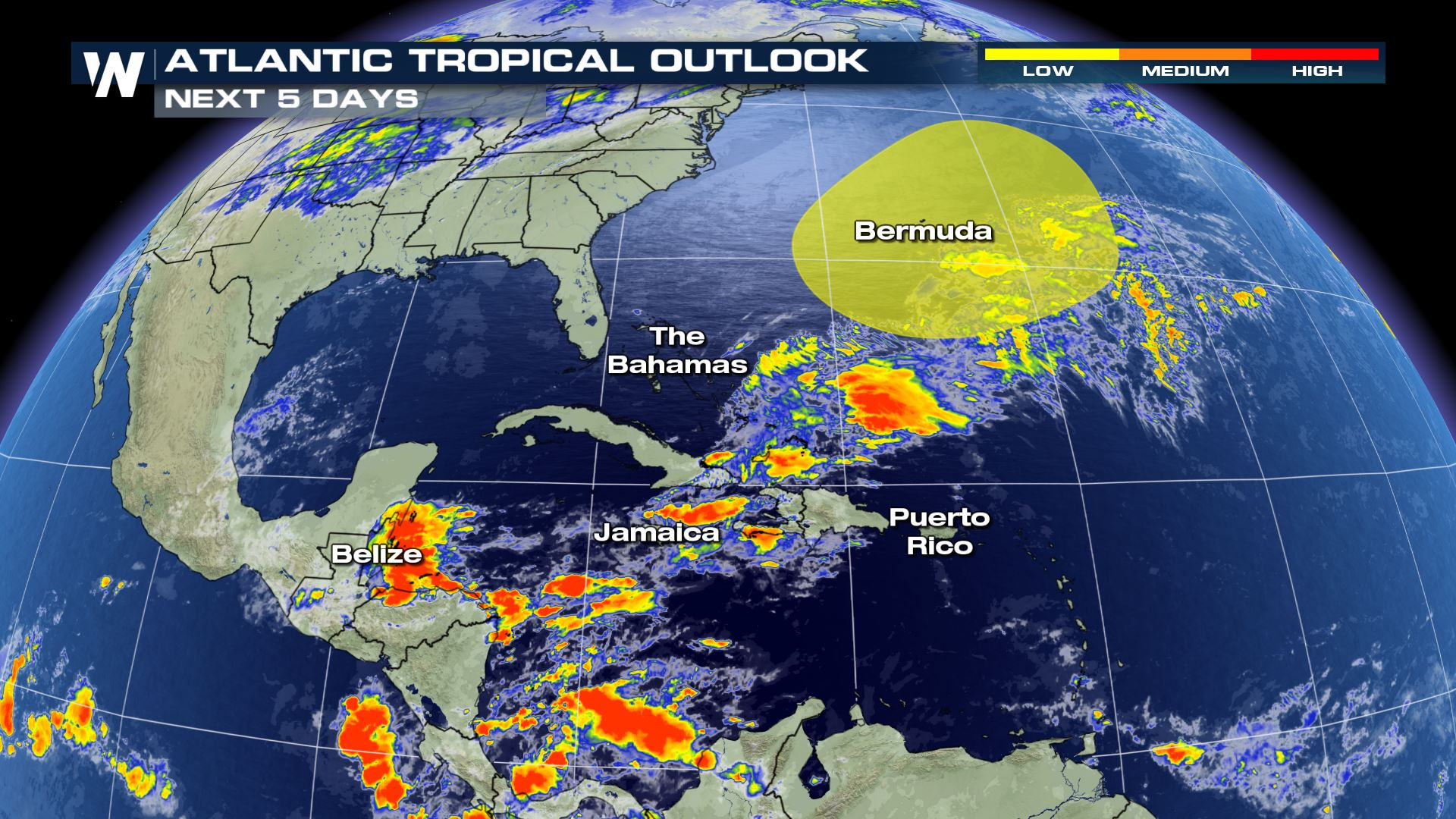 Additional Tropical Development Possible in the Atlantic