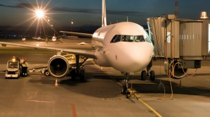 Winter Weather Impacts on Air Traffic