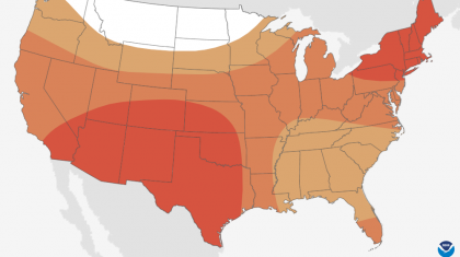 Updated November Outlook:  More Warmth
