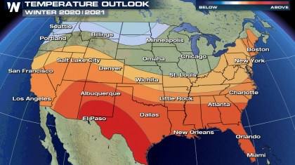 A Look at NOAA's Updated Winter Outlook
