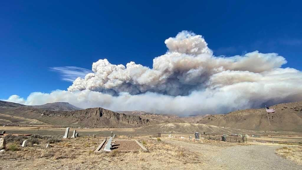 East Troublesome Fire Finally Contained but Exceptional Drought Lingers