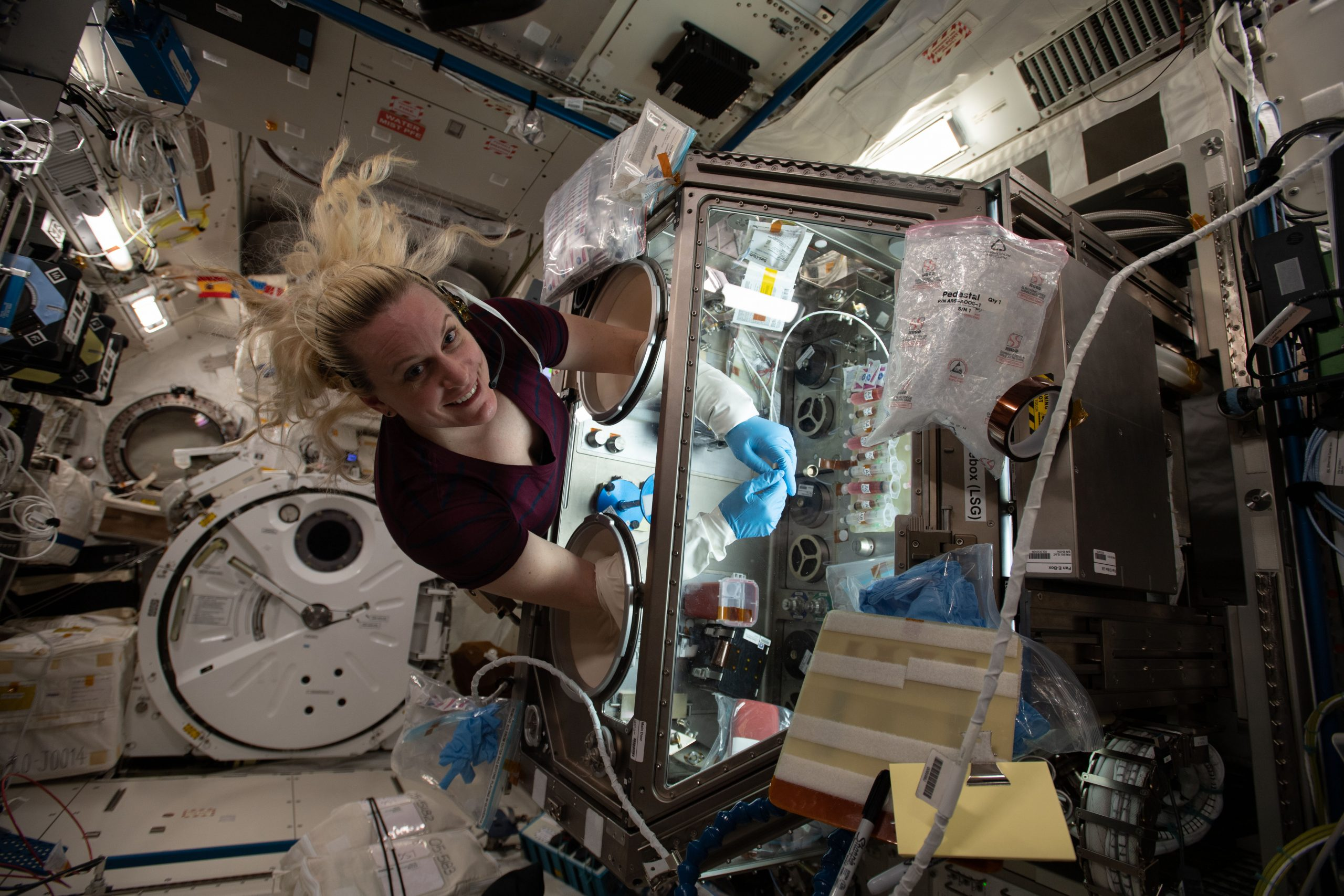 Space Station Science Heads Back to Earth!