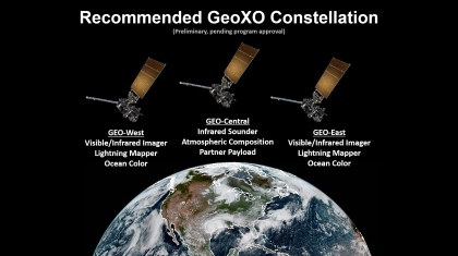 New Ground-Breaking Satellite Mission Plans Underway