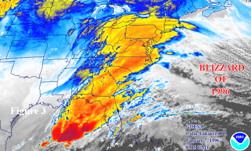 The Blizzard of '96: In Retrospect 25 Years Later