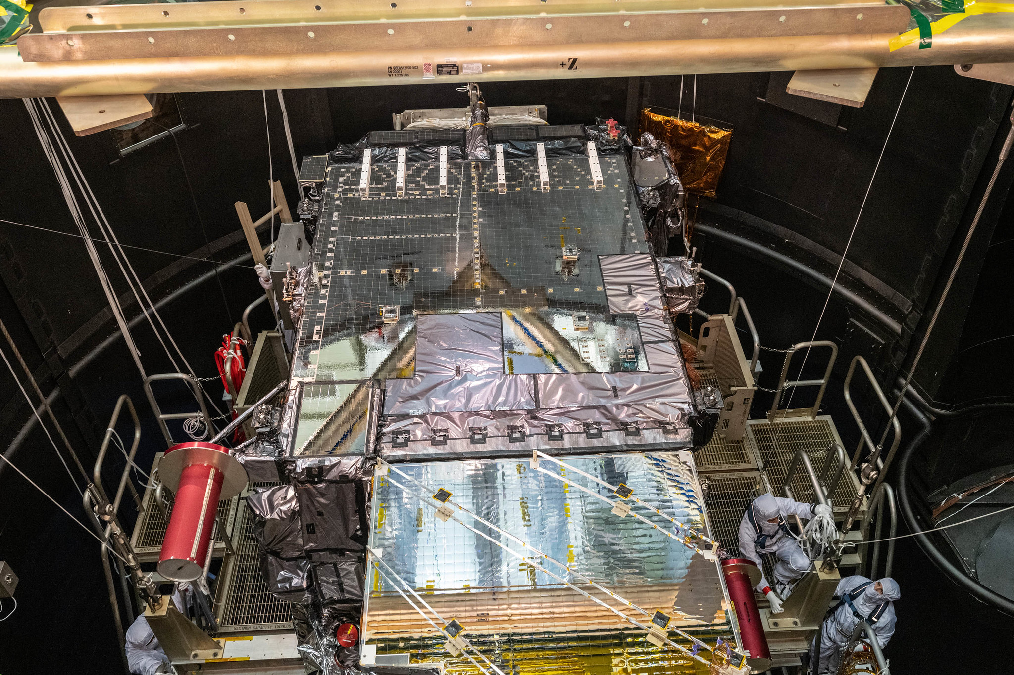 Another Round of GOES-T Testing Complete, Launch Slated for December