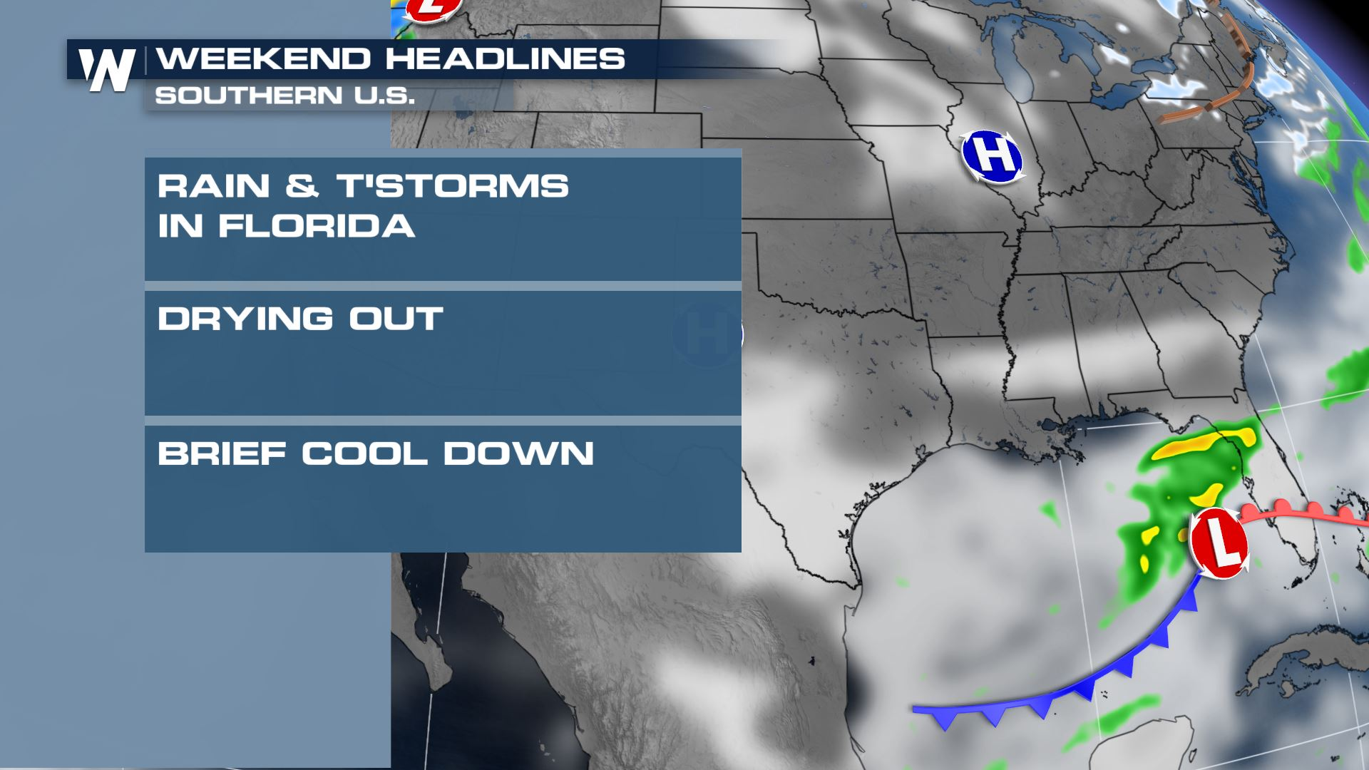 Weekend Weather Headlines: What You Can Expect