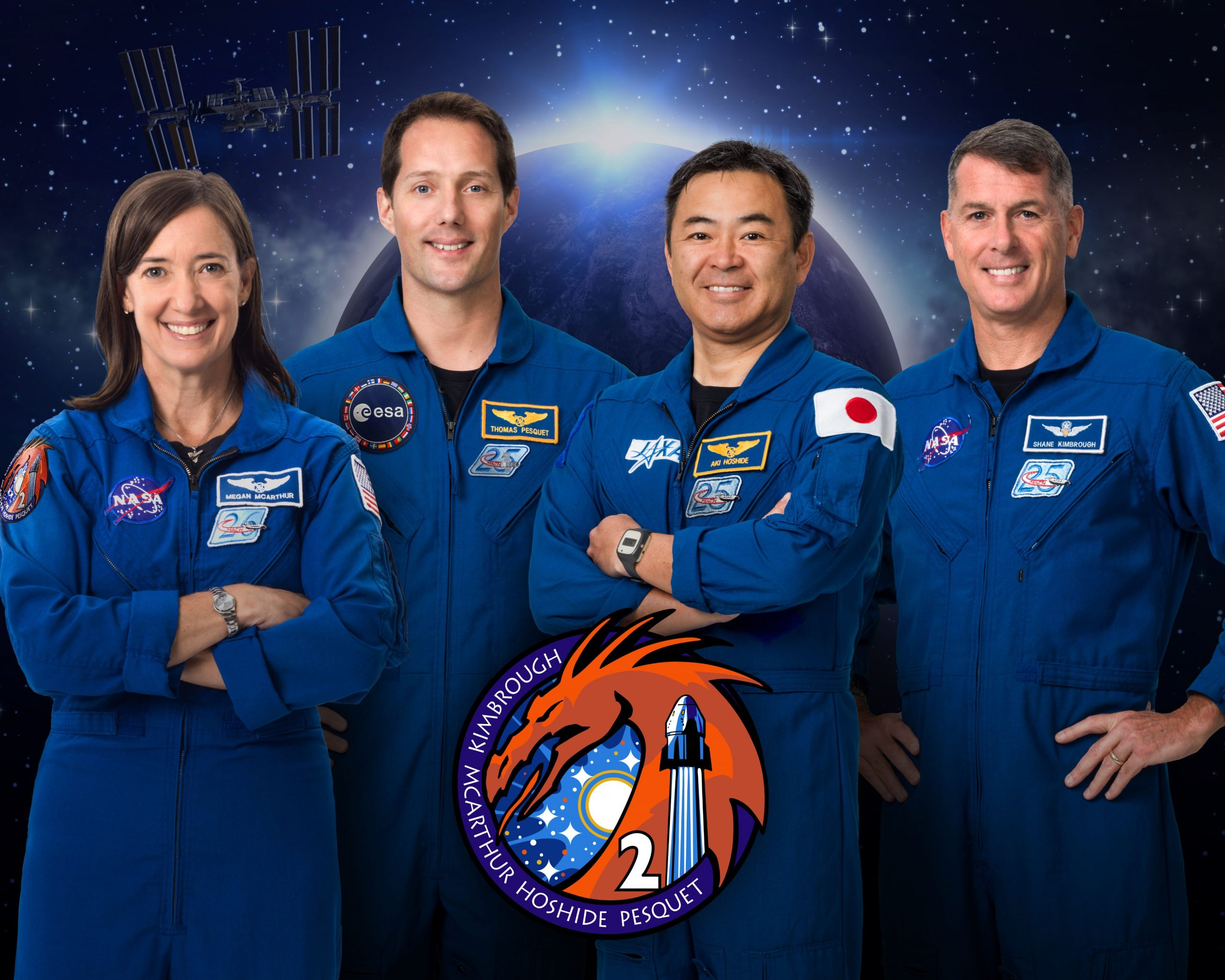 - nasa 2 scaled - Another Team of Astronauts to Head to Space Station this Spring