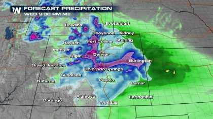 Spring Storm to Bring Snow to Colorado