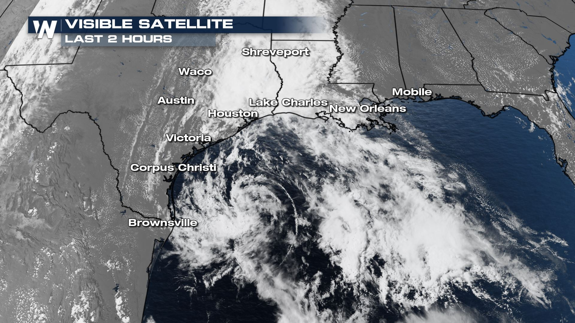 New Area Highlighted in Gulf for Tropical Development