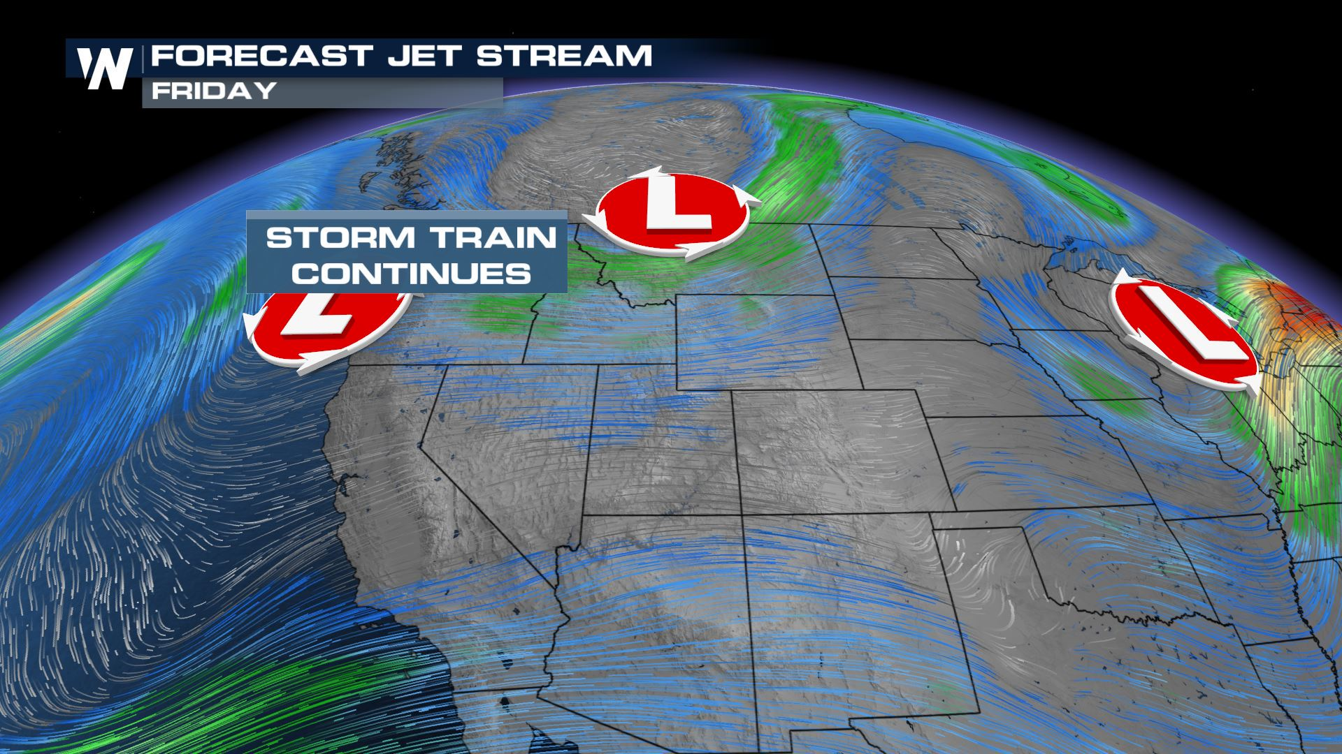More Active Weather Ahead for the Northwest
