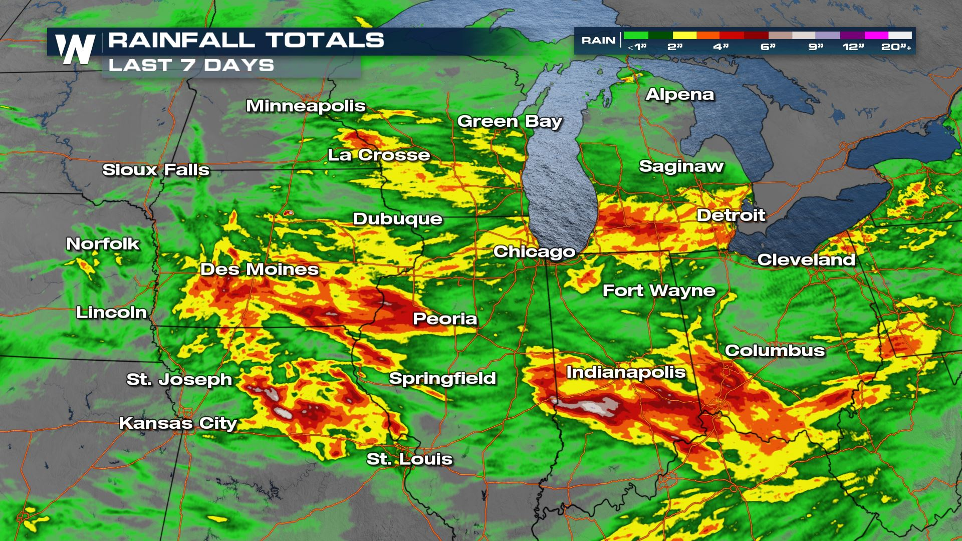 Storms Bring Flooding Concern to the Northern Plains