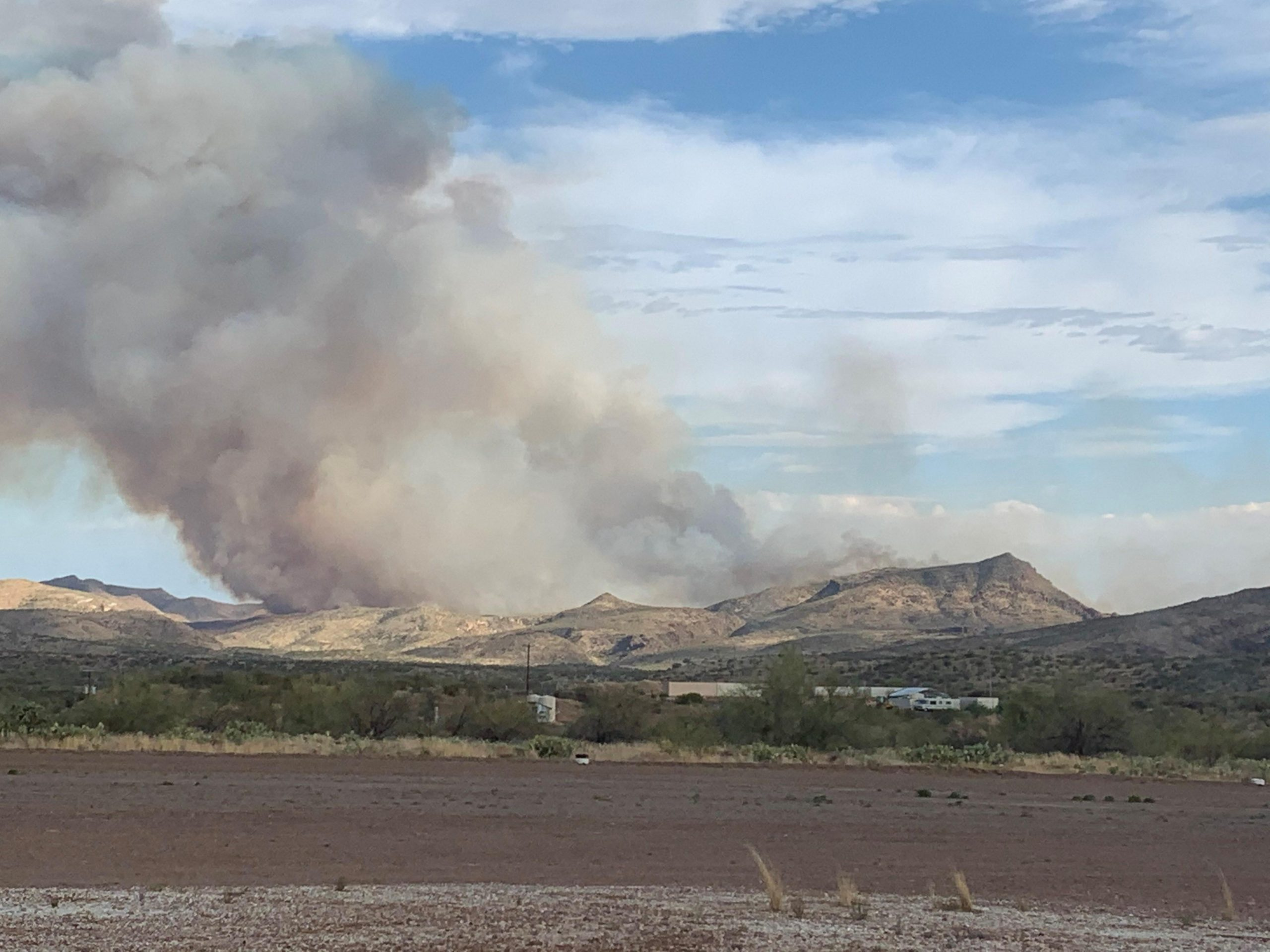 The Role of Incident Meteorologists & Fire