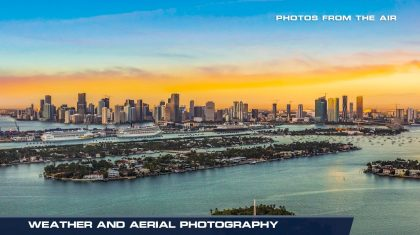 Weather and Aerial Photography