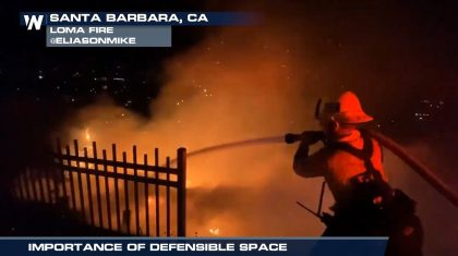 Saving One Home at a Time: Defensible Space