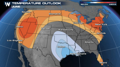 Updated June Outlook from NOAA's Climate Prediction Center