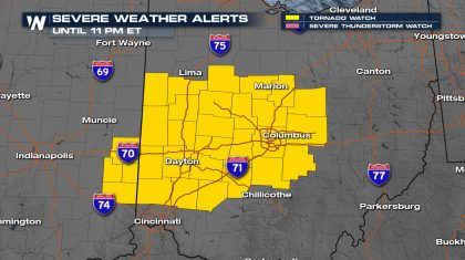Significant Severe Weather Targets the Midwest