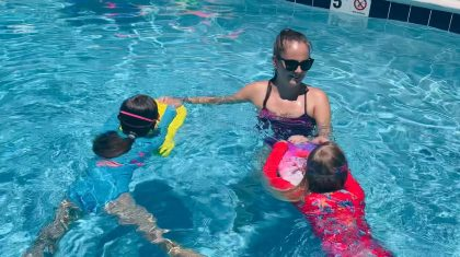 Family Fun & Safety During Record-Setting Heat