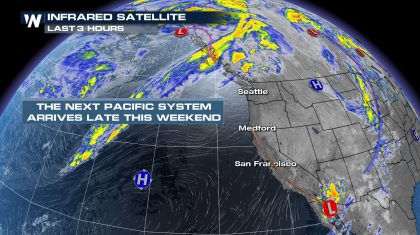 Next Front to Bring Heavy Rain and Snow to the Northwest