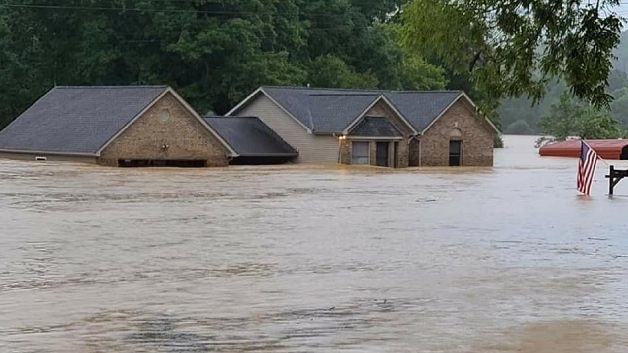 August 2021 Climate Recap - Hurricanes, Fires and Floods