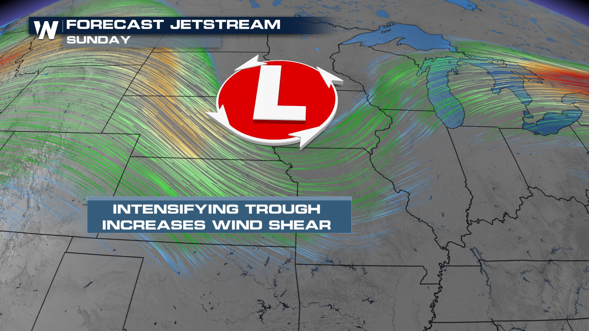 Severe Weather for the Plains this Weekend