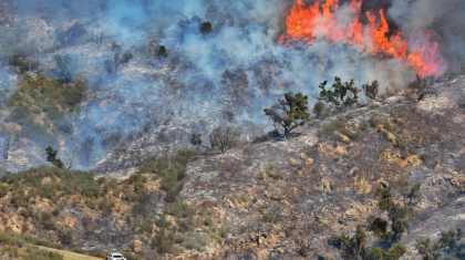 Improving Fire Weather Conditions in the West
