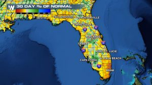 Needing Rain In The Sunshine State: Dry June In South Florida